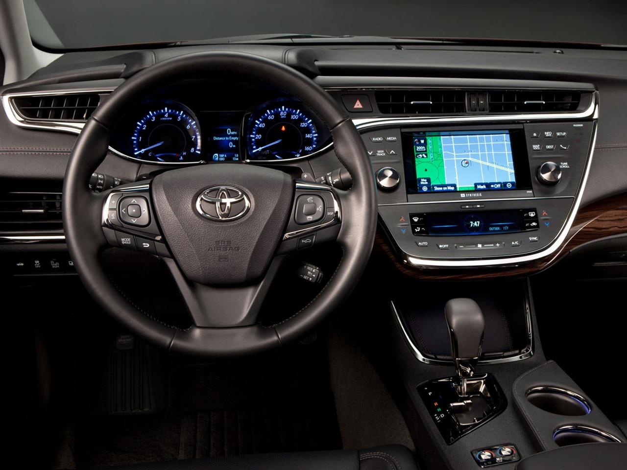 اسعار صور أفلون الجديدة Toyota 2013-Toyota-Avalon-Dashboard.jpg