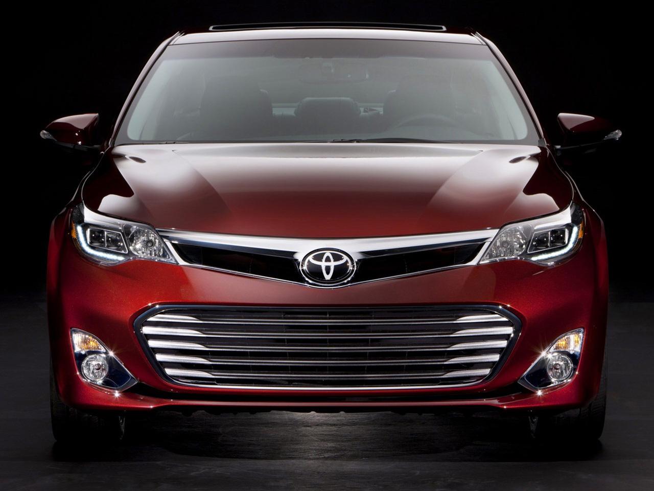 اسعار صور أفلون الجديدة Toyota 2013-Toyota-Avalon-Front.jpg