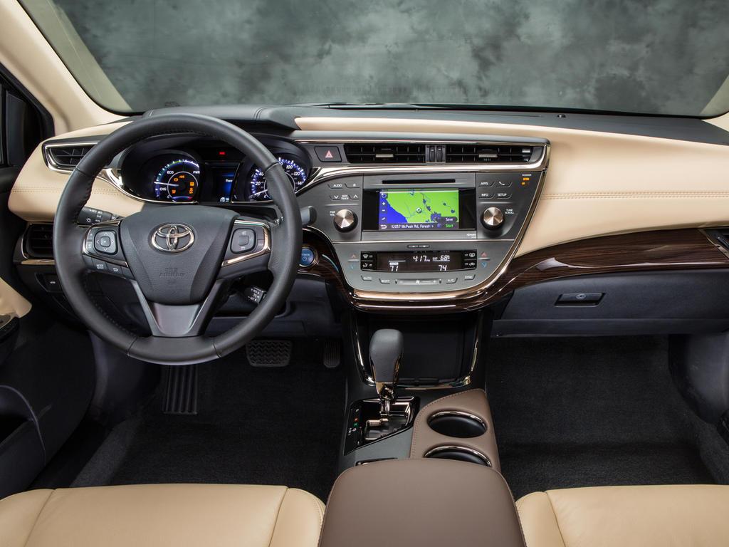 اسعار صور أفلون الجديدة Toyota 2013-Toyota-Avalon-Hybrid-Interior2.jpg