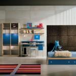 غرف نوم فردية جديدة
