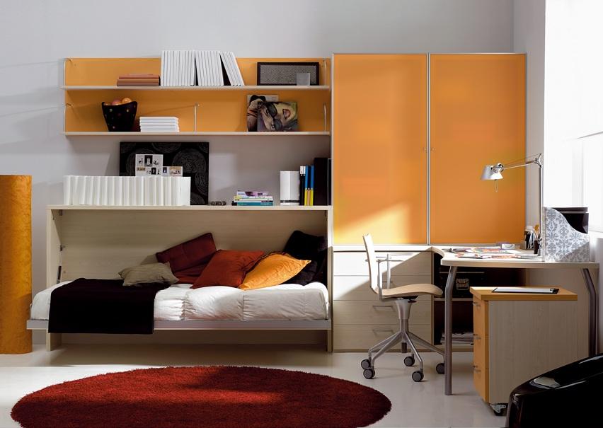 فكرة جديدة لغرفة نوم شباب