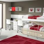 غرفة نوم شباب فردين - 2278