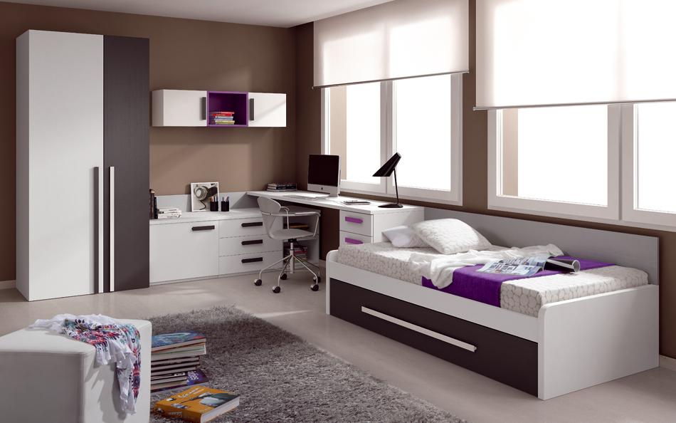 غرف نوم شباب مودرن | المرسال