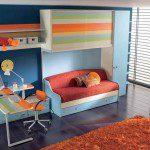 غرف نوم للشباب سرير واحد