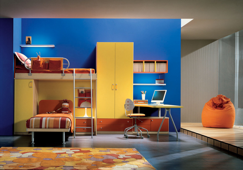 غرف نوم بسريرين | المرسال
