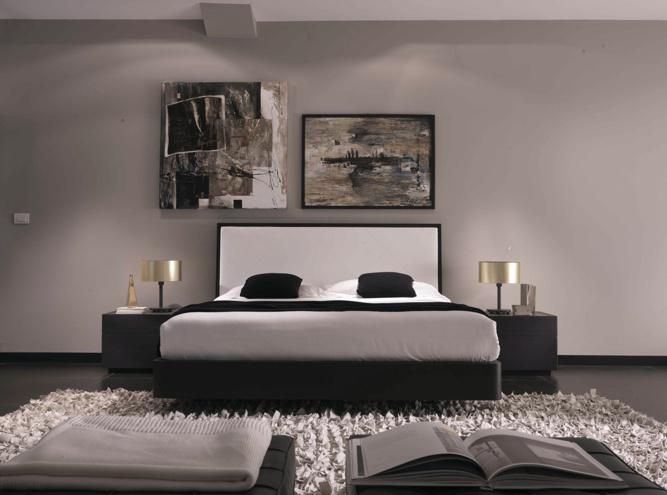 تصاميم ايطالية لغرف النوم | المرسال
