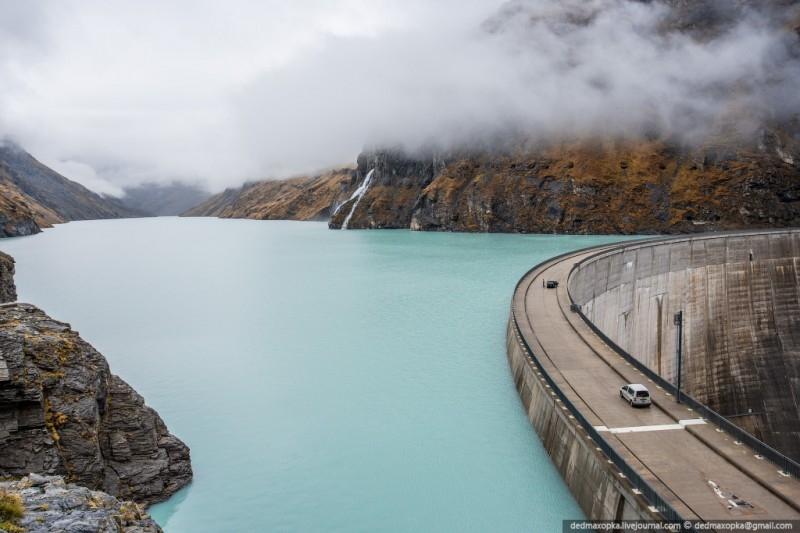 Mauvoisin-Dam