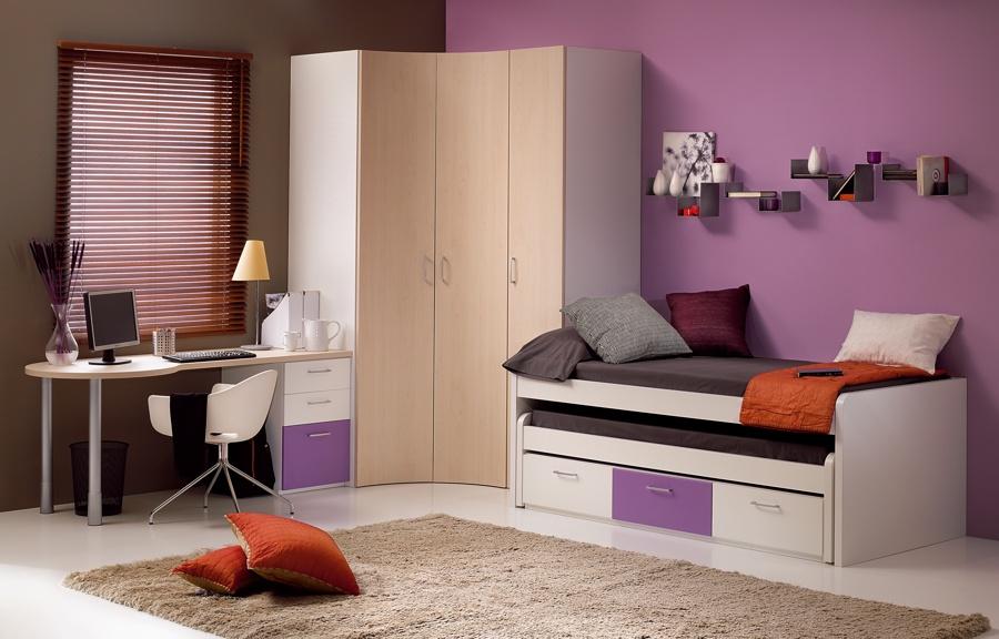 غرفة رايقه تصميم وردي و بيج | المرسال