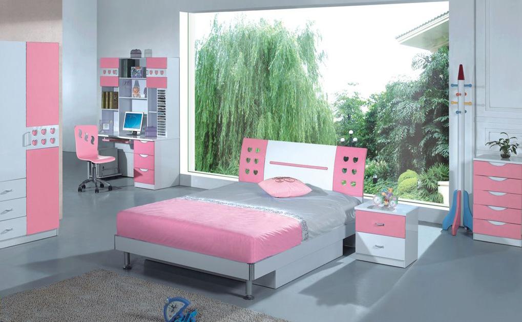 افكار لتصميم غرف بنات وردية | المرسال