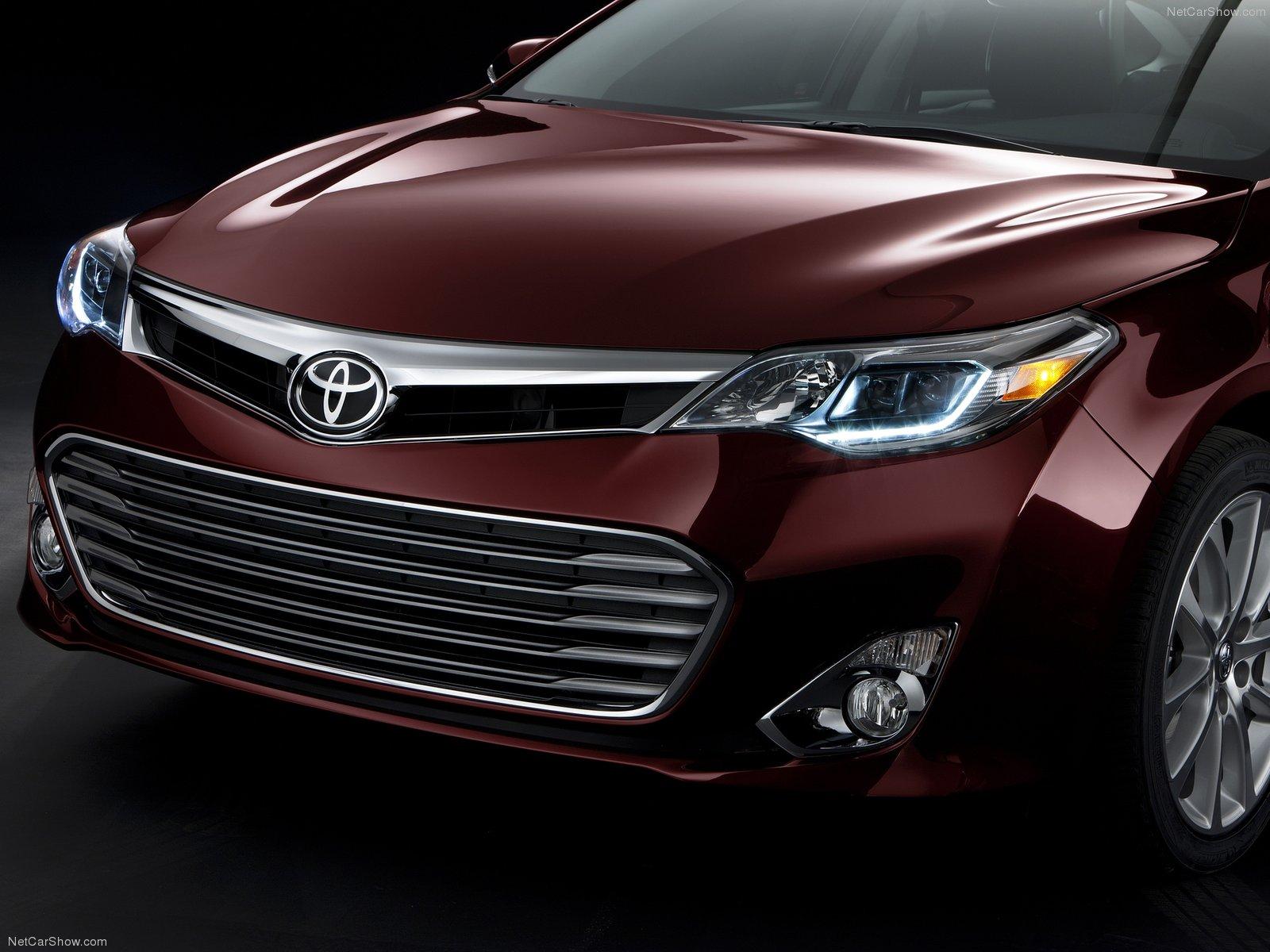 اسعار صور أفلون الجديدة Toyota Toyota-Avalon_2013_1600x1200_wallpaper_24.jpg