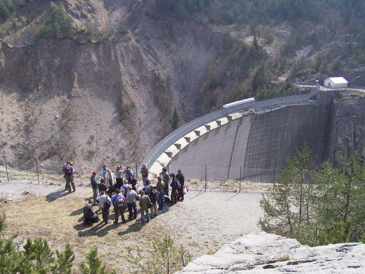 سد فايونت -Vajont Dam