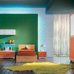غرفة جميلة خاصة بالشباب