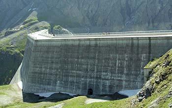 سد غراند ديسكانك -Grande Dixence Dam