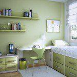 غرفة لون عشبي - 2121