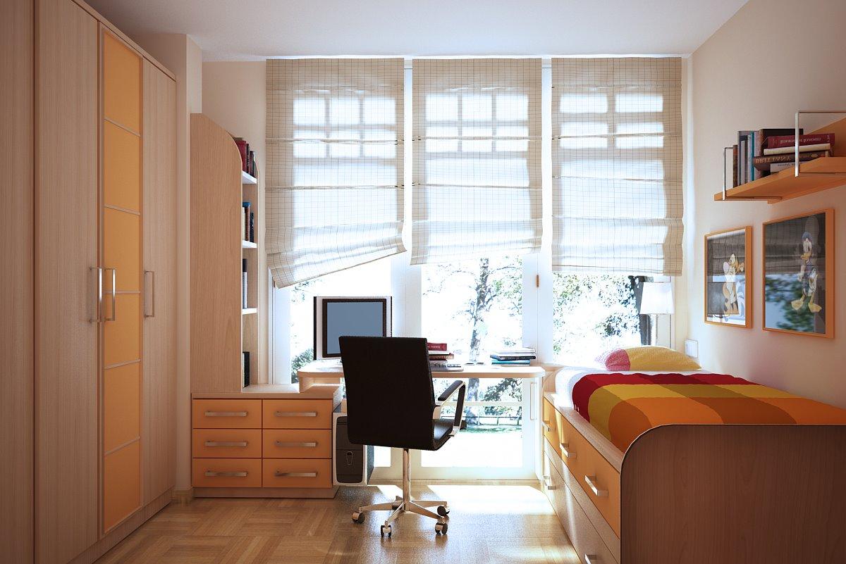 ديكور الغرف الصغيرة