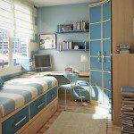 غرفة نوم شباب صغيرة - 2109