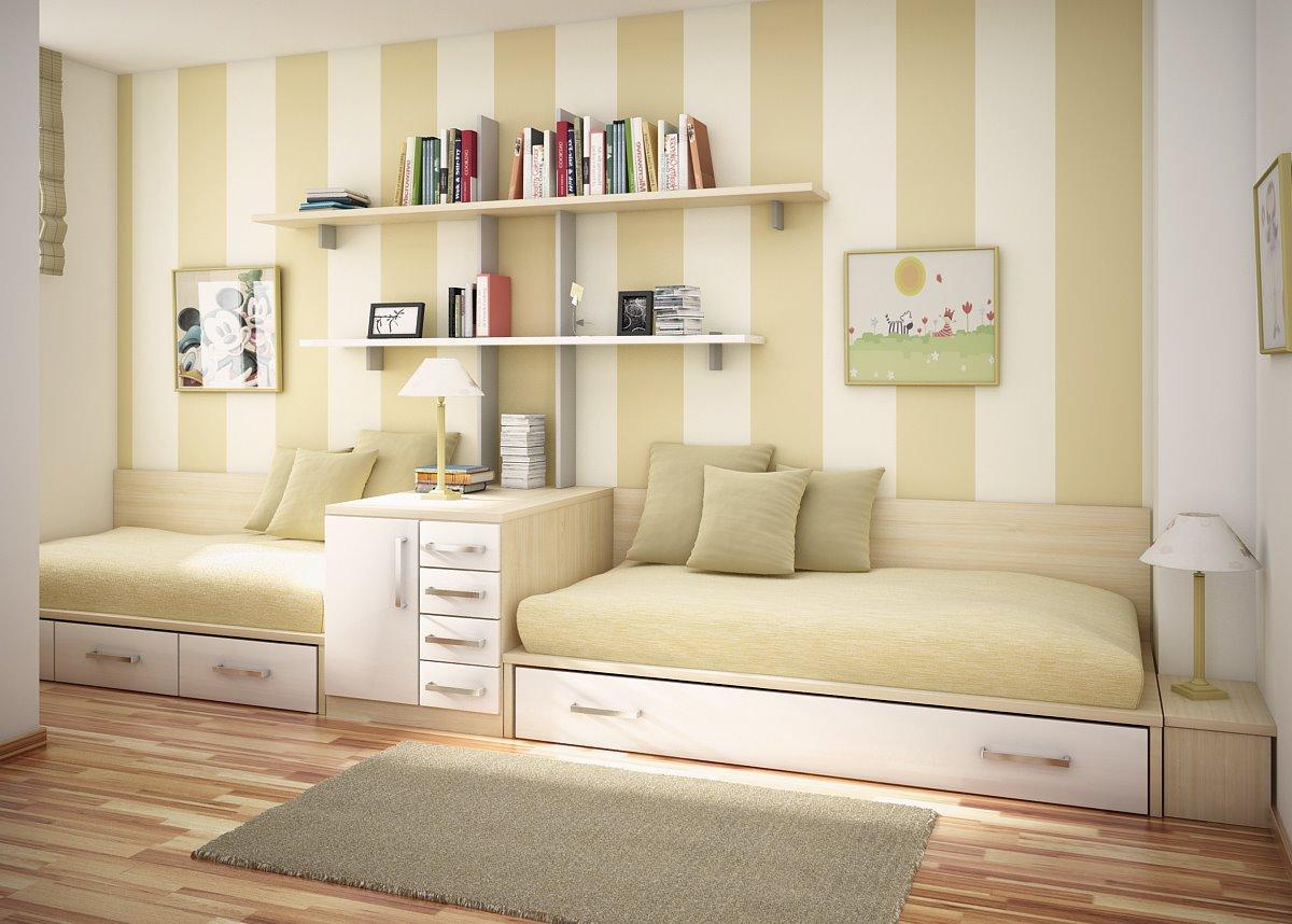 تصميم سرير على شكل كنب | المرسال