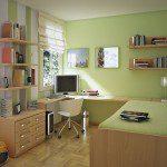 فكرة لتصميم غرفة مساحة صغيرة - 2120