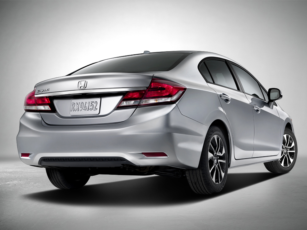 Civic Honda 2013