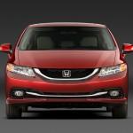 هوندا سيفيك اي اكس ال Honda Civic EX-L Sedan 2013