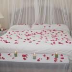 غرف نوم رومانسية للمتزوجين