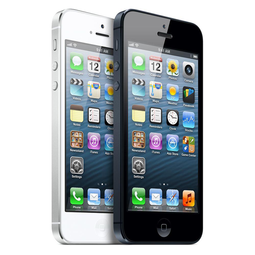 مميزات و صور و اسعار ايفون 5 - iPhone 5