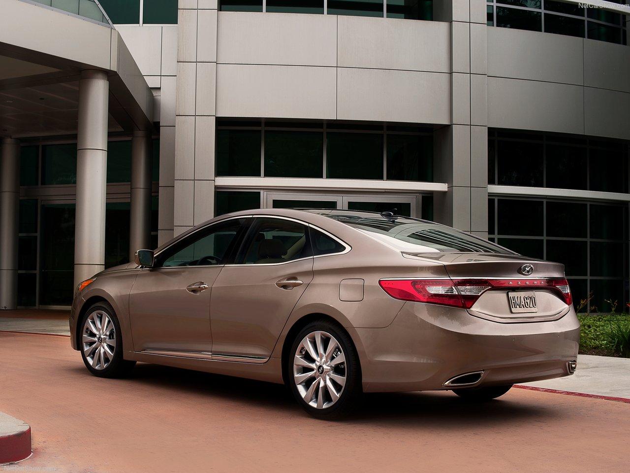 صور و مواصفات و اسعار هيونداي ازيرا Hyundai Azera 2013