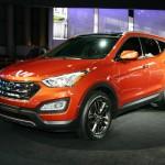سنتافي سبورت الرياضية 2013 Hyundai Santa Fe Sport