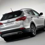 خلفية ننتافي 2013 Hyundai SantaFe - 3682