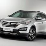 سنتافي جديدة 2013 لون فضي Hyundai-Santa-Fe - 3683