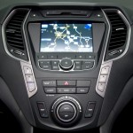 شاشة سنتافي 2013 Hyundai Santa Fe
