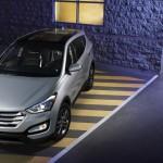 سنتافي 2013 بانوراما Hyundai Santa Fe