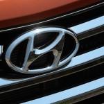 شبك و علامة هيونداي سنتافي2013 Hyundai Santa Fe - 3701