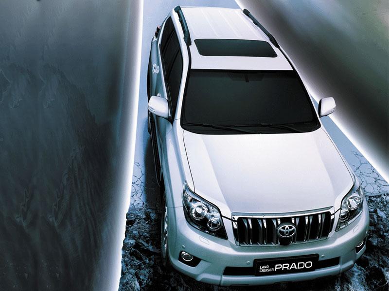 صور و اسعار تويوتا برادو Toyota Prado 2013