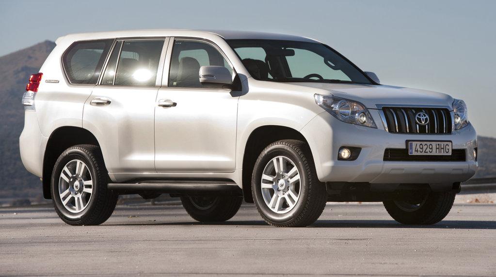 صور و اسعار تويوتا برادو Toyota Prado 2013 برادو 2013 ابيض – المرسال