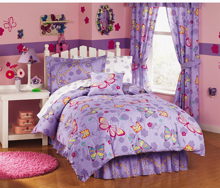 غرفة نوم بناتية | المرسال