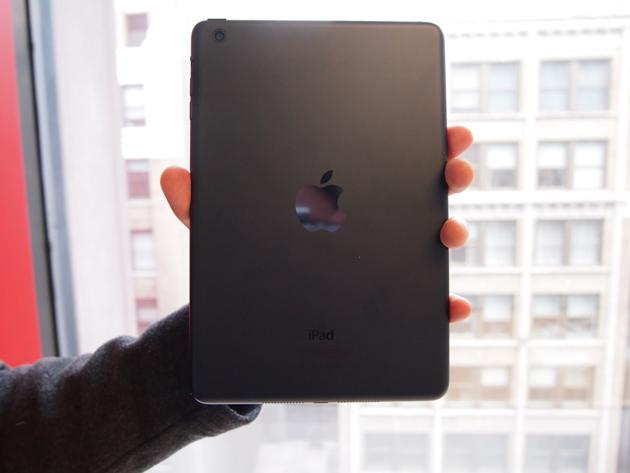 شكل الايباد ميني من الخلف Apple iPad mini