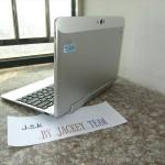 شكل هواوي ميديا باد عشرة بعد تركيب الكيبورد الخاص به Huawei MediaPad 10 FHD  - 3724