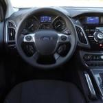 دركسون  و ديكور فوكس الداخلي Ford Focus 2013