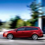 فورد فوكس واجن احمر Ford Focus Wagon