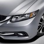 انوار و مصابيح و كشافات سيفيك Honda Civic 2013