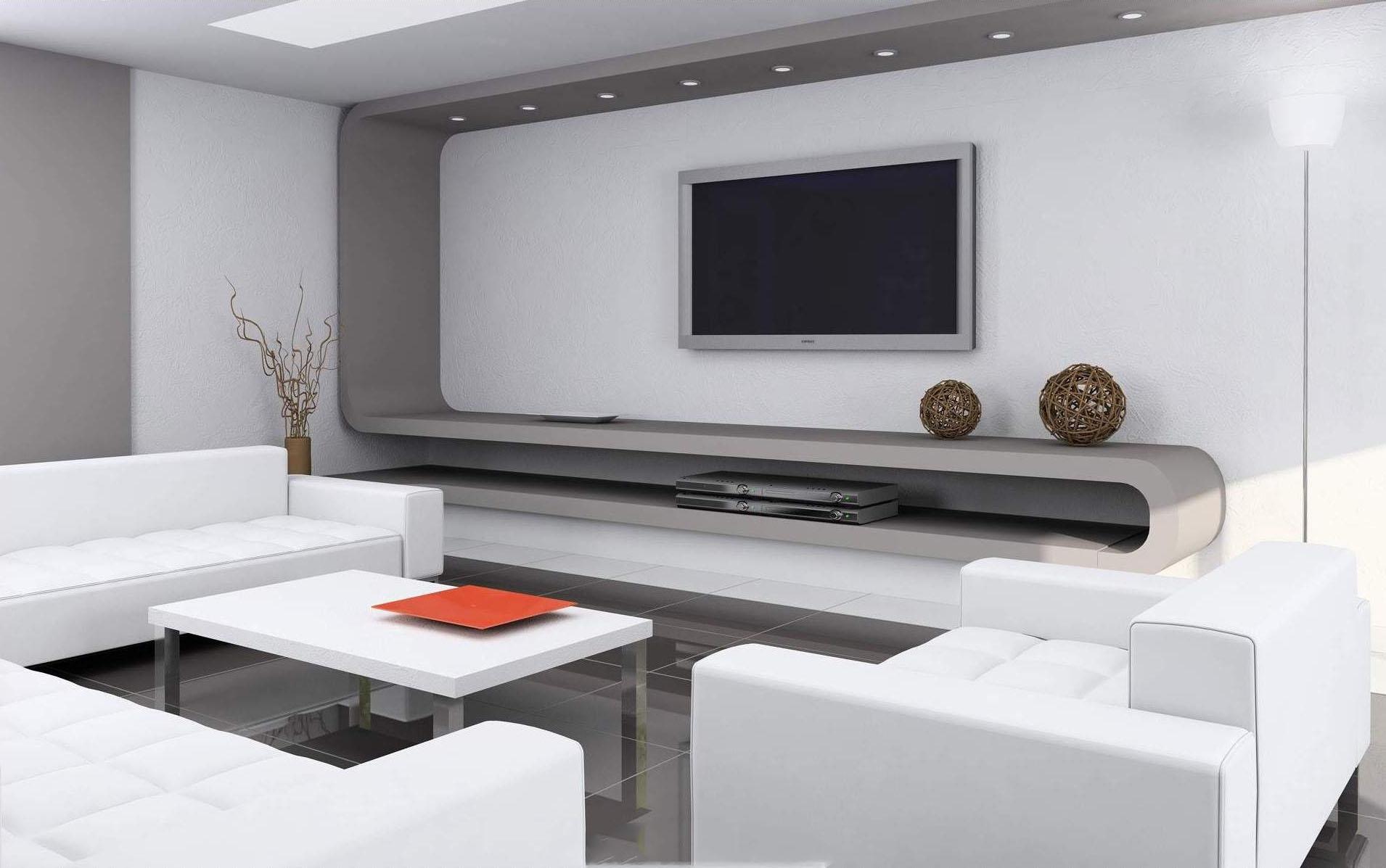 غرف تلفزيون مودرن جديدة | المرسال