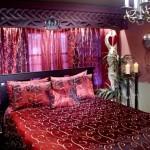 صورة غرفة نوم رومانسية