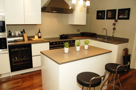 for Small kitchen designs cape town