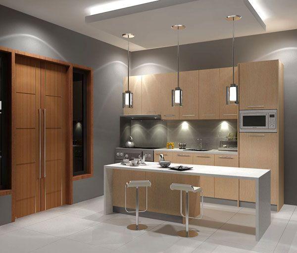 Modern Kitchen Designs 2013 : تصاميم مطابخ مودرن جديدة المرسال