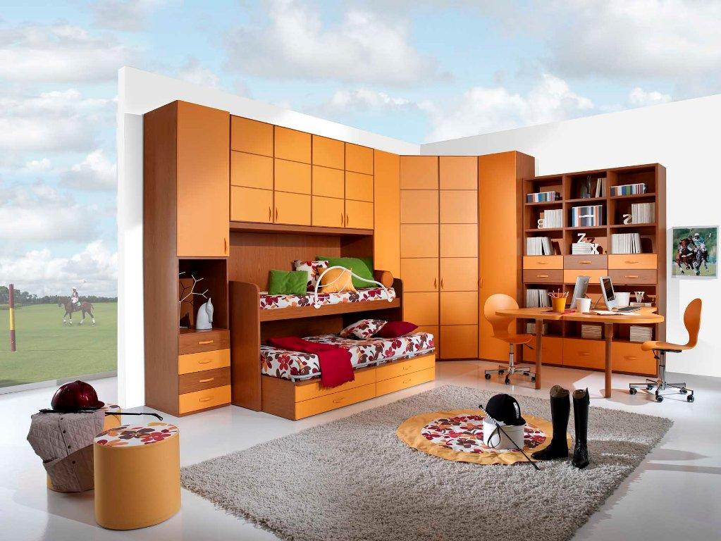 мебель для молодежной комнаты