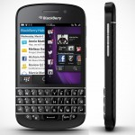 New BlackBerry Q10 - 3102