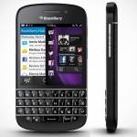 New BlackBerry Q10 - 3102
