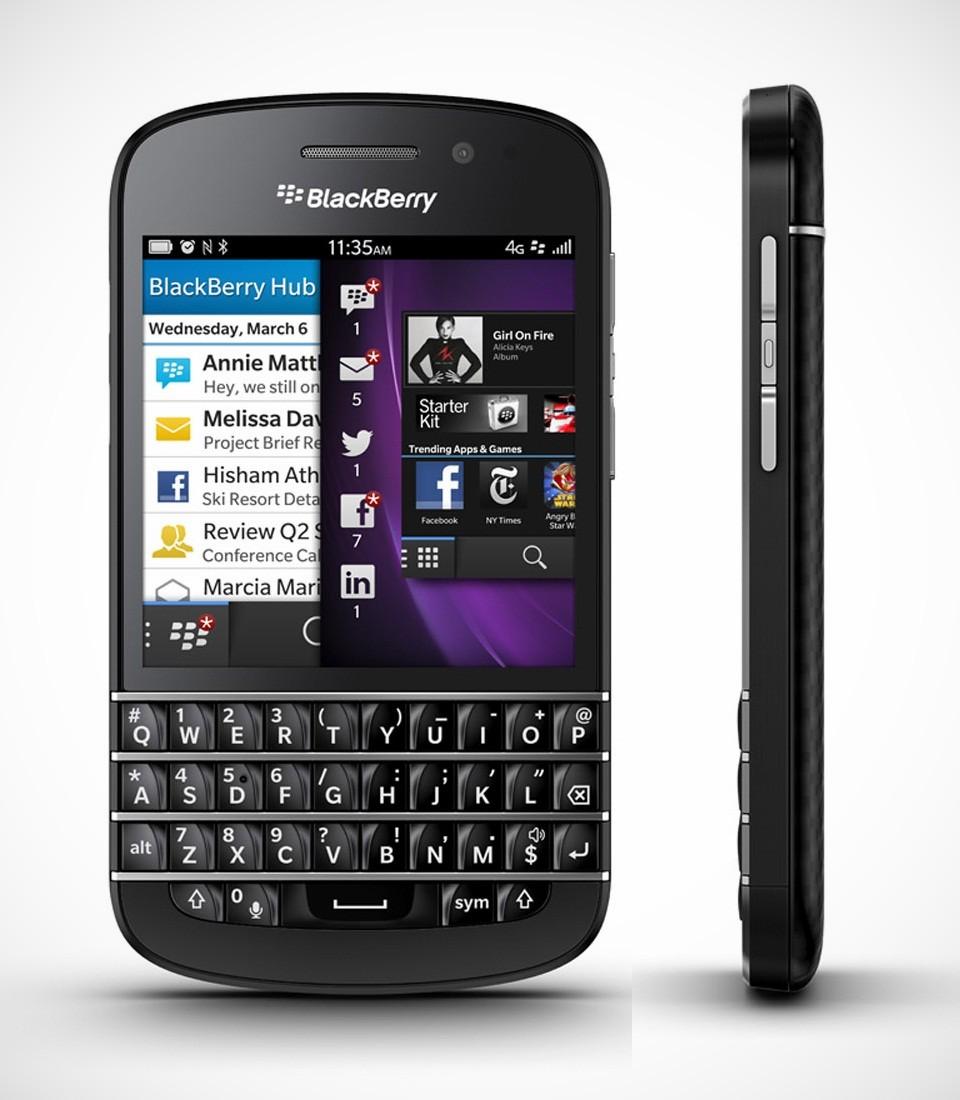 نصائح بلاك بيرى لحماية المستخدم New-BlackBerry-Q101.