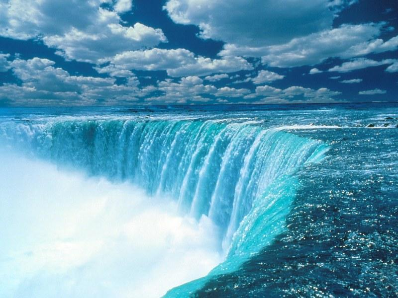 شلالاتُ نياجارُا - اجملُ شلالاتُ العالمُ - !# Niagara-Falls-in-USA